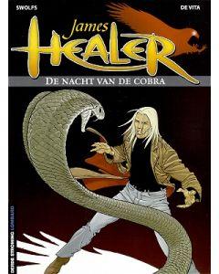 JAMES HEALER: 02: NACHT VAN DE COBRA