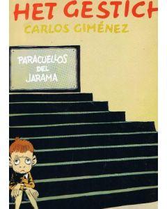 GESTICHT: PARACUELLOS DEL JARAMA