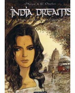 INDIA DREAMS: 03: SCHADUW VAN DE BOUGAIMILLES
