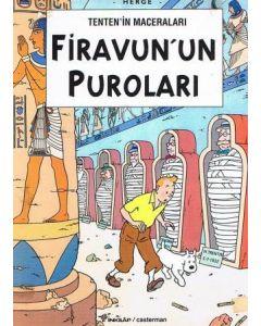 KUIFJE, TURKS: 03: SIGAREN VAN DE FARAO
