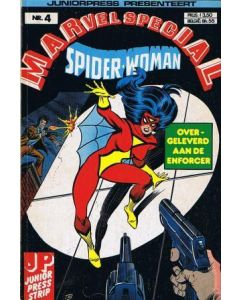 MARVEL SPECIAL: 04: SPIDER WOMAN
