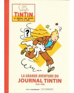 KUIFJE 77 JAAR: SP:  GRANDE AVENTURE DU JOURNAL TINTIN (FRANS)