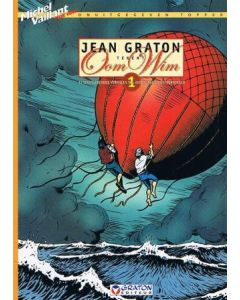 ONUITGEGEVEN TOPPERS: 09: JEAN GRATON TEKENT OOM WIM DEEL 1