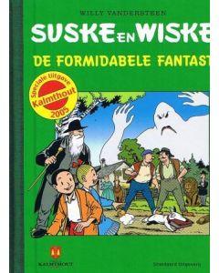 SUSKE EN WISKE: LUXE: FORMIDABELE FANTAST.