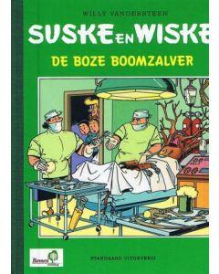 SUSKE EN WISKE: LUXE: DE BOZE BOOMZALVER