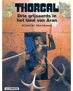 THORGAL: 03: DRIE GRIJSAARDS IN HET LAND VAN ARAN