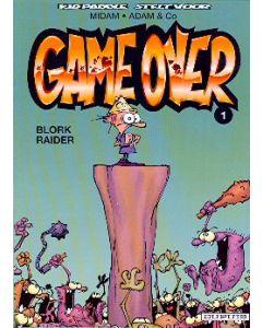 GAME OVER: 01: BLORK RAIDER