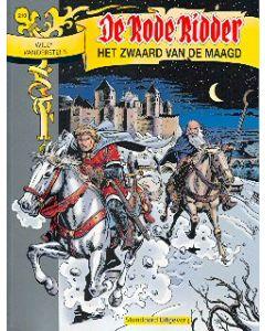 RODE RIDDER: 210: ZWAARD VAN DE MAAGD