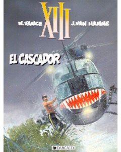 XIII: 10: EL CASCADOR