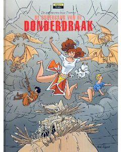 FRANKA: 08: ONDERGANG VAN DE DONDERDRAAK (HC)