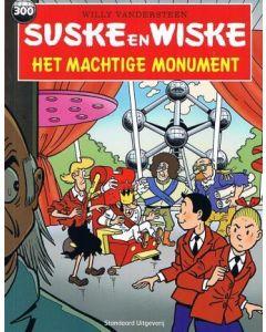 SUSKE EN WISKE: 300: MACHTIGE MONUMENT