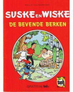 SUSKE EN WISKE: DASH: BEVENDE BERKEN