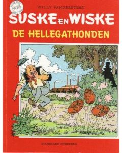 SUSKE EN WISKE: 208: HELLEGATHONDEN
