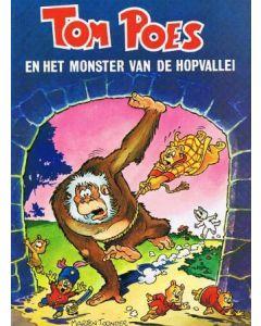 TOM POES: 13: EN HET MONSTER VAN DE HOPVALLEI