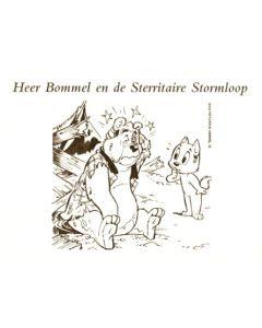 BOMMEL: EN DE STERRITAIRE STORMLOOP