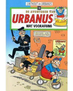 URBANUS: 128: WAT VOORAFGING