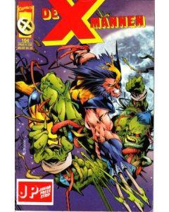 X-MANNEN: 164