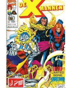 X-MANNEN: 151