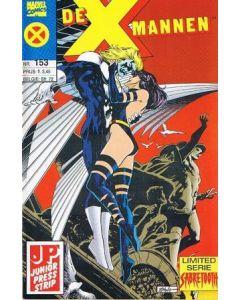 X-MANNEN: 153