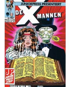 X-MANNEN: 040