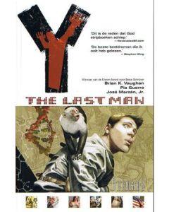 Y THE LAST MAN: 01: ONTMAND