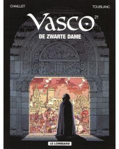 VASCO: 21: DE ZWARTE DAME